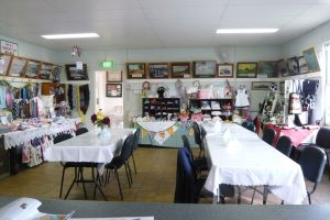 Cafe area available for functions - Bookings required