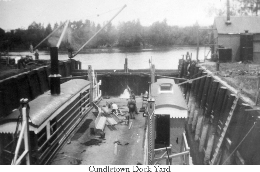 Cundletown Dock Yard