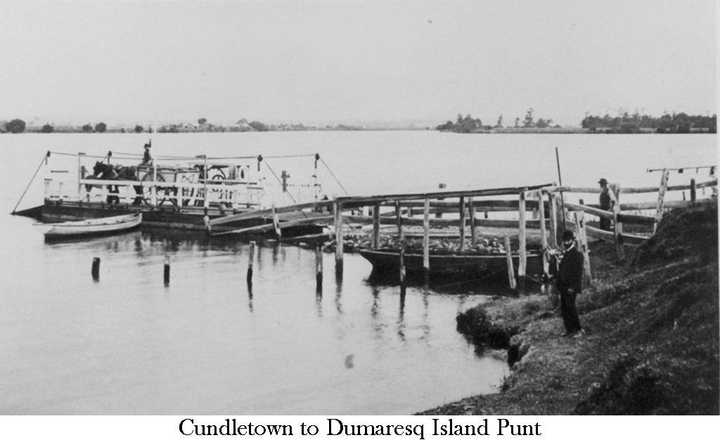 Cundletown to Dumaresq Island Punt