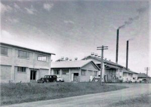 Lower Manning Dairy Co-Op Factory - Pitt St, Taree