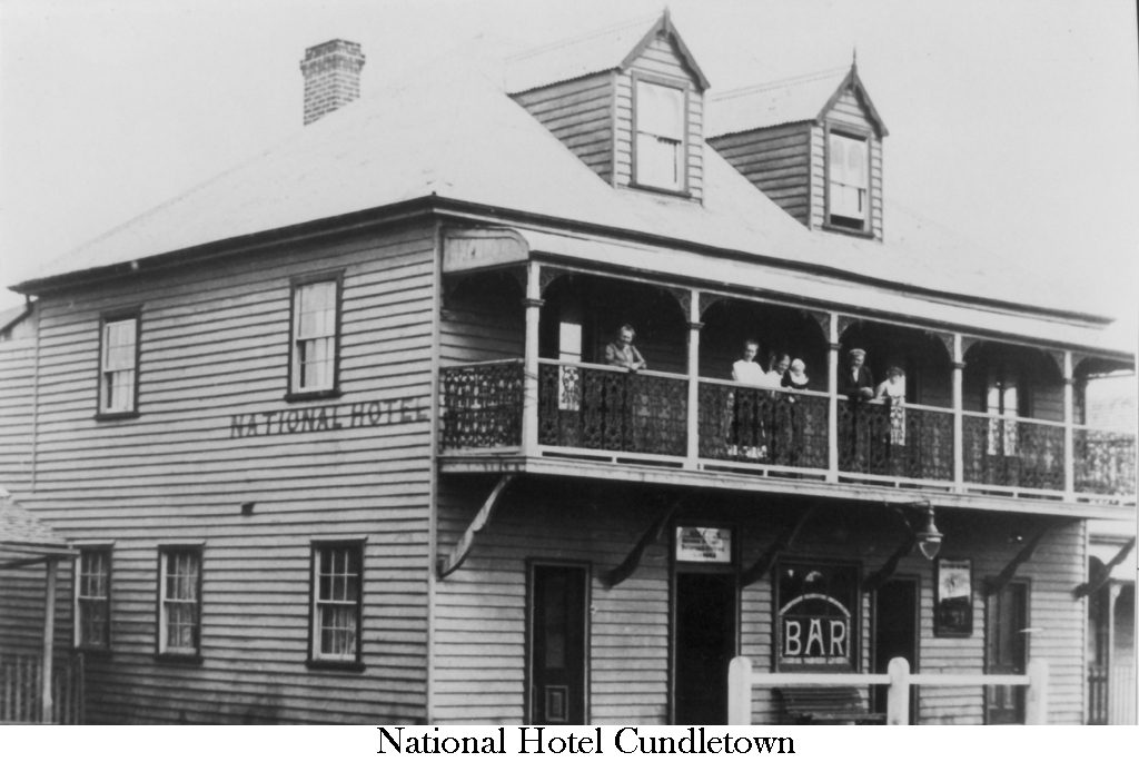 Nationl Hotel Cundletown