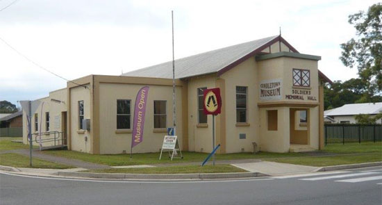 Cundletown Museum - Formerly Cundletown Soldiers Memorial Hall